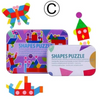 Match The Cards Puzzle Box - GiftedLoving