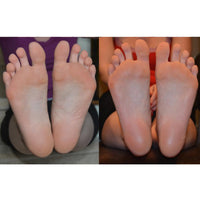 Baby Feet Exfoliating Socks (Dead Skin Removal Treatment) - GiftedLoving
