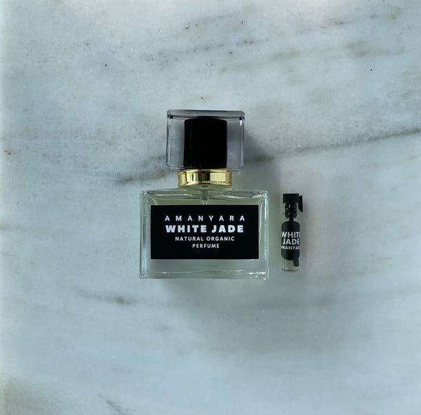 WHITE JADE MATERNITY SAFE NATURAL PERFUME 30 ml - Amanyara