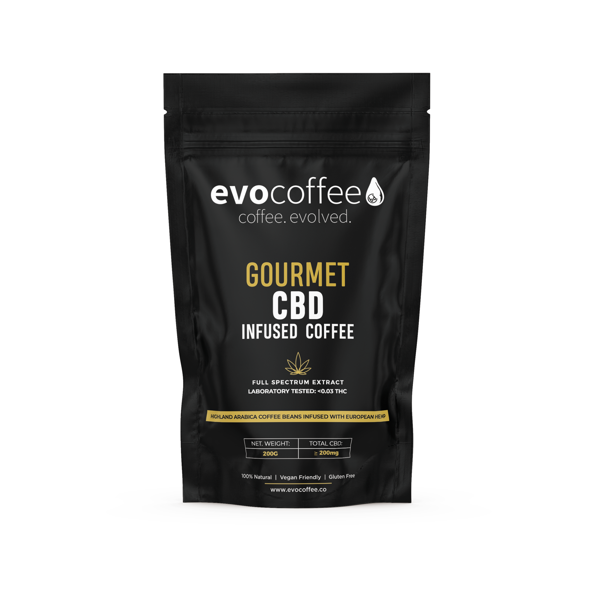 200g Filter CBD Coffee