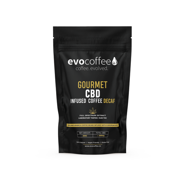 200g Filter CBD Coffee (decaf)