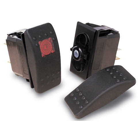 Rocker Switch With Light