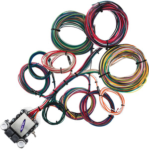 14 Circuit Ford Wire Harness