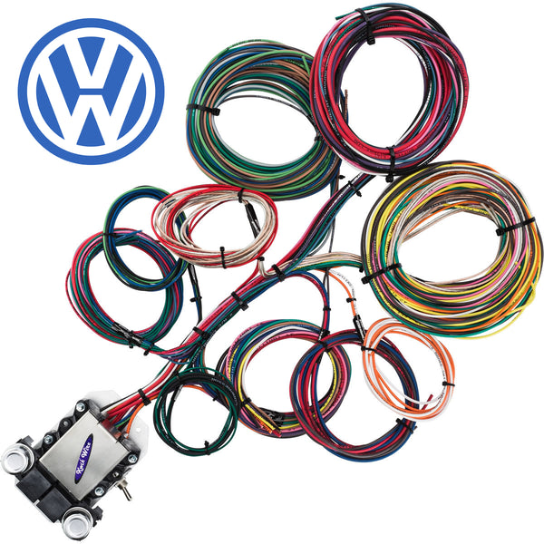 14 Circuit VW Wire Harness