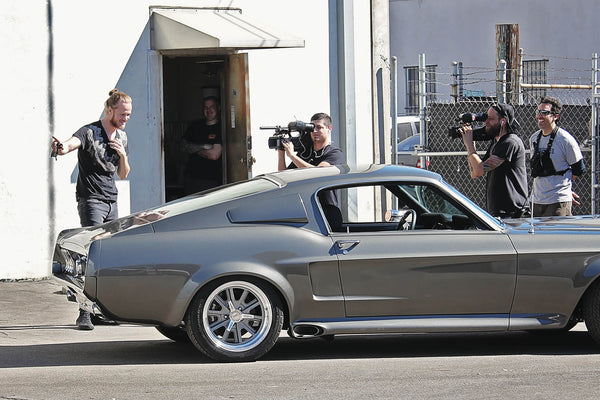 1967 Ford Mustang - BS Industries