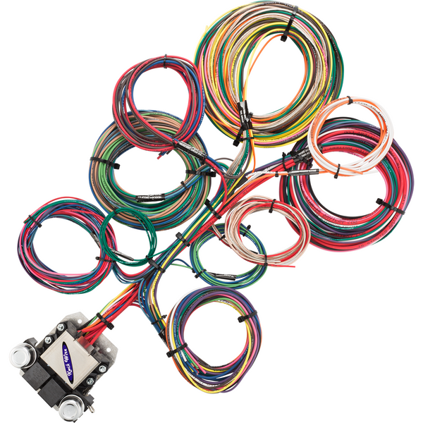 8 Circuit Wire Harness