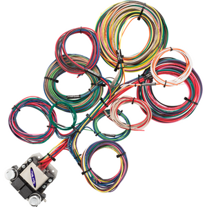 8 Circuit Ford Wire Harness