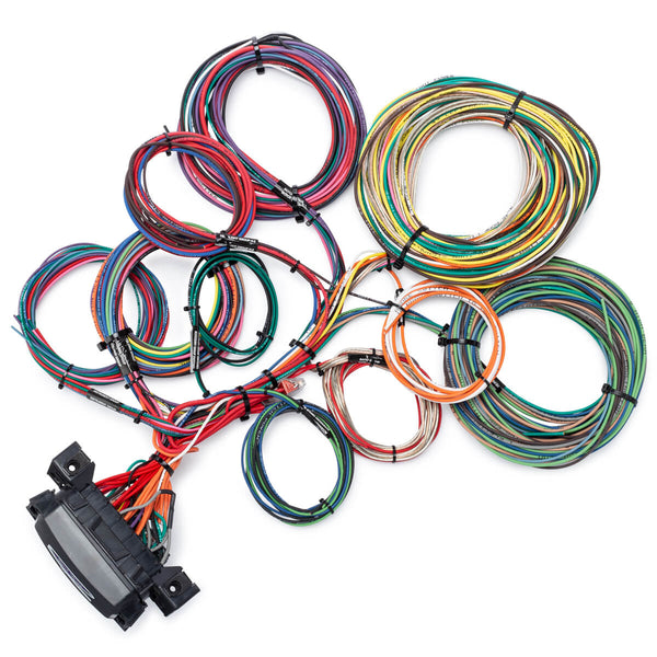 14 Circuit Waterproof Wire Harness