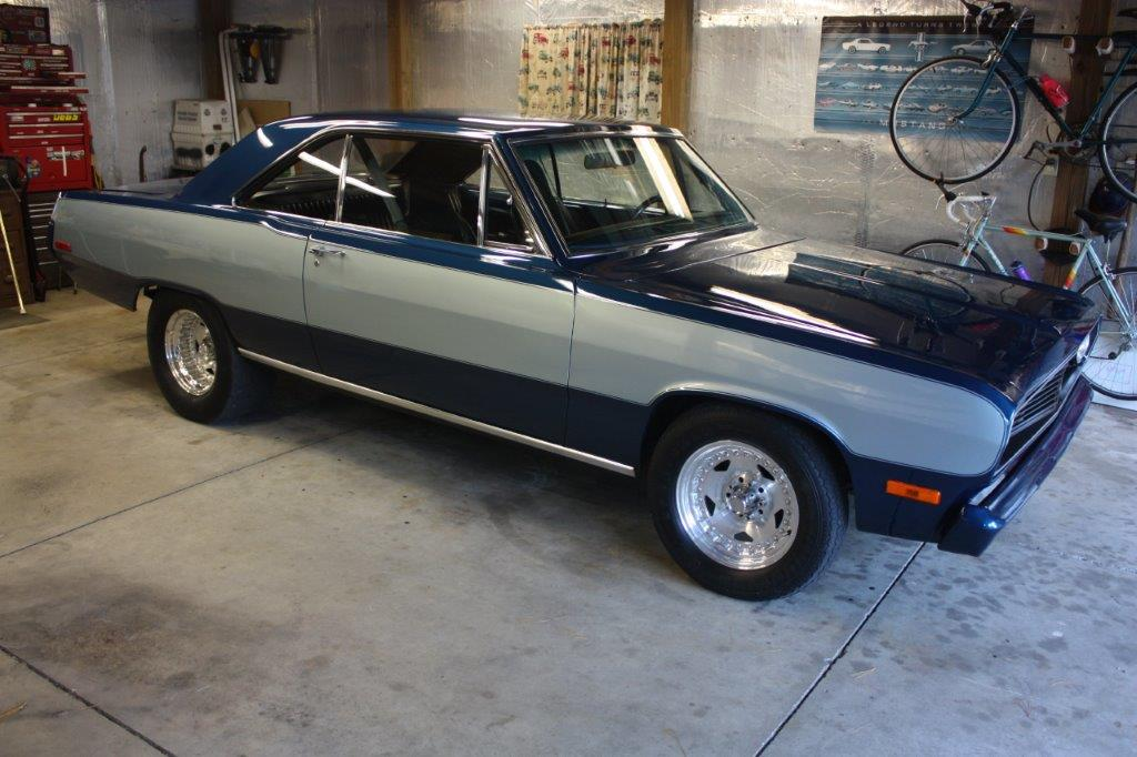 1972 Plymouth Scamp
