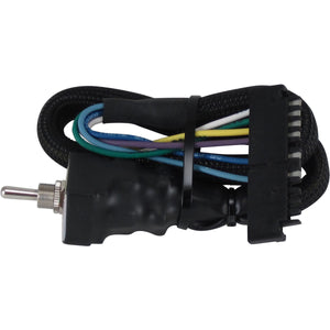 Toggle Turn Signal Switch with Wire Harness