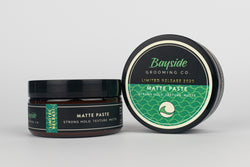Matte Paste: Limited Release 2020