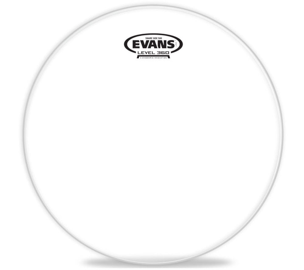 Laden Sie das Bild in den Galerie-Viewer, Evans Glass 500 Snare Side S14R50