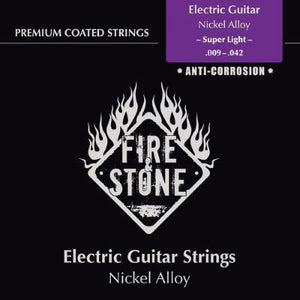 Fire & Stone Super Light Electric Guitar Nickel Alloy
