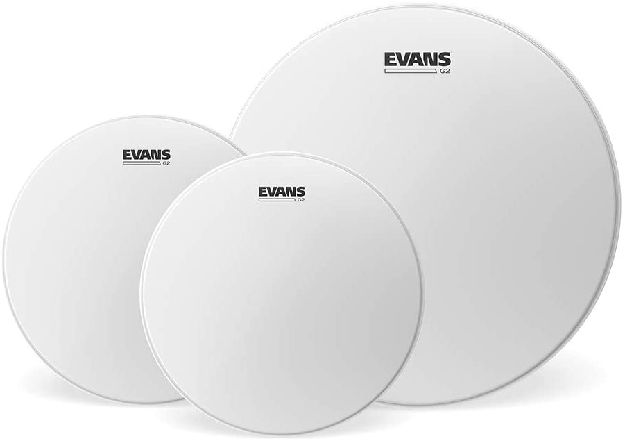 "Evans G2 Coated Fusion Pack 10""+12""+14"""