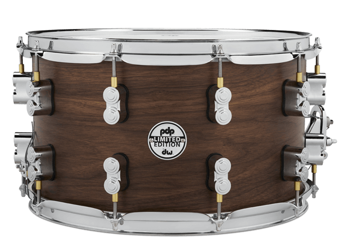 "PDP 14""x8"" Limited Edition Maple/Walnut Snare"
