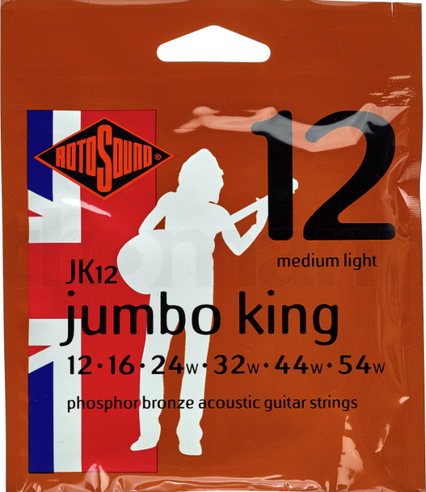 Laden Sie das Bild in den Galerie-Viewer, Rotosound Jumbo King JK12