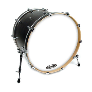 Evans EQ3 Bass Drum Coated 1-Ply Resonant 22""