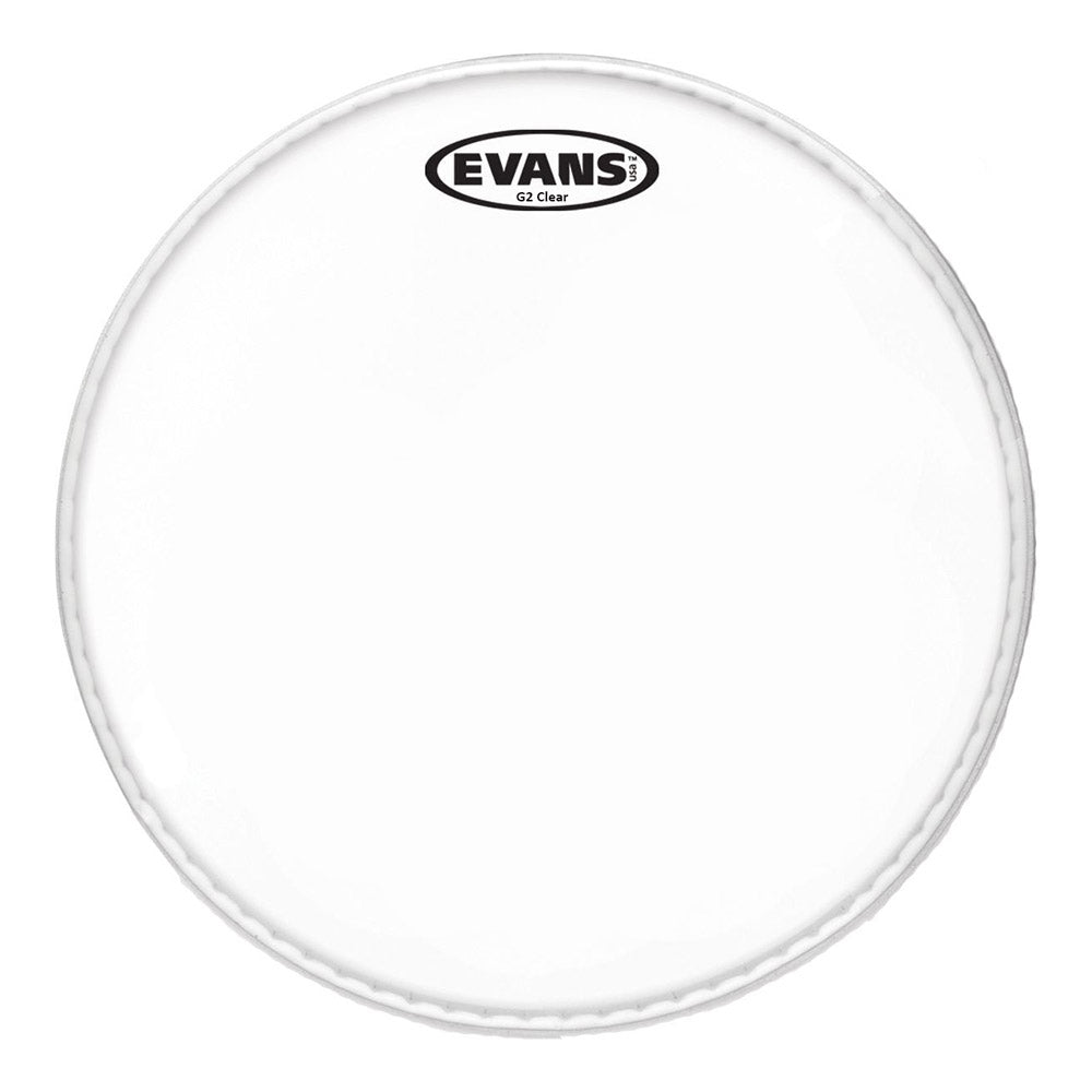 "Laden Sie das Bild in den Galerie-Viewer, Evans Genera G2 Bass 20"" Clear 2-Ply Batter Head"