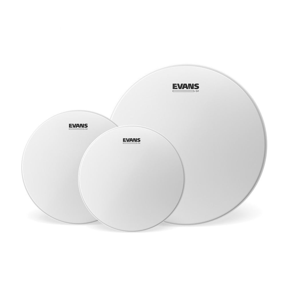 "Evans G1 Coated Fusion Pack 10""+12""+14"""