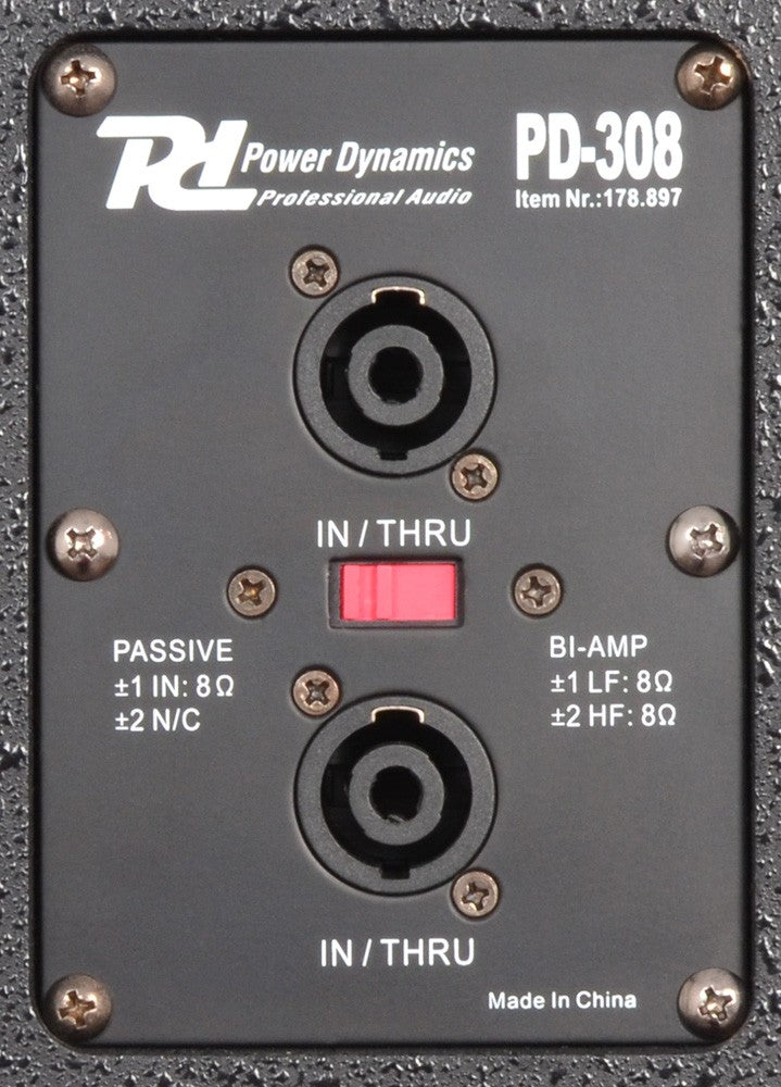 Power Dynamics PD-308