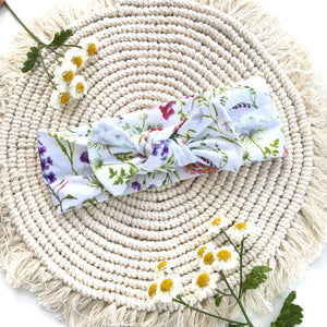 Wildflower Headband - BeauxBowsCo