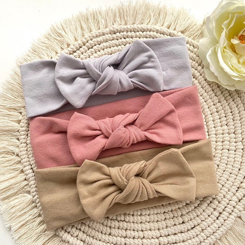Basics Headband Pack - BeauxBowsCo