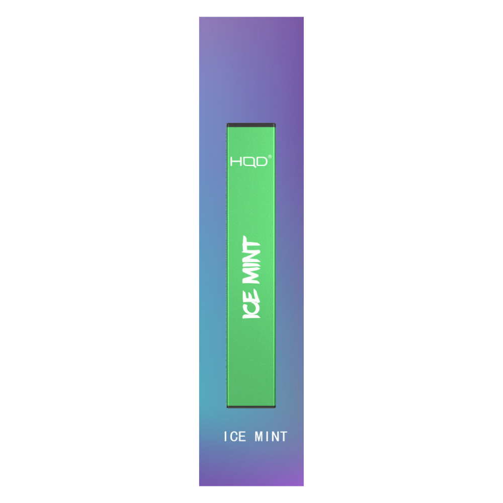 HQD Ultra Stick Disposable Vapes Ice mint