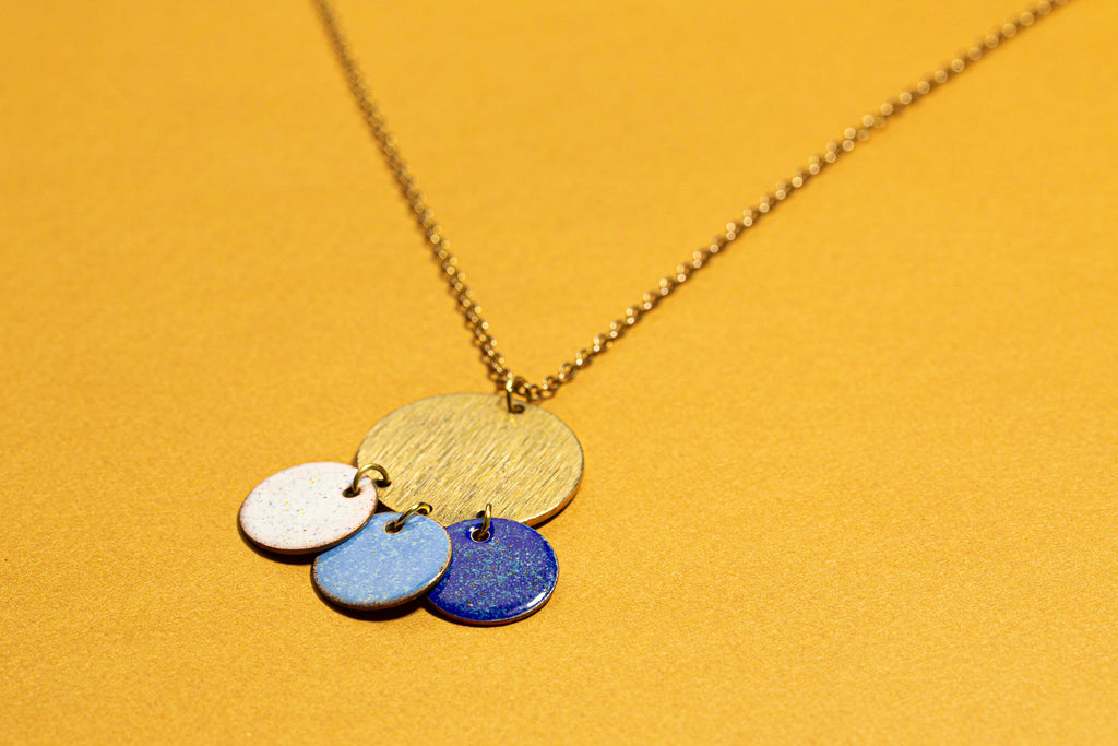 Courtside Necklace
