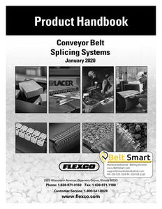 Flexco Clipper Alligator Ready Set Conveyor Belt Lace Catalog