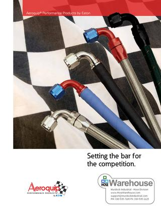 Aeroquip High Performance Products Catalog