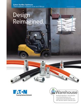 Eaton Synflex Optimum Thermoplastic Hydraulic Hose and Fittings Catalog