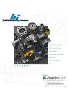 Brennan Industries Hydraulic Adapter Catalog