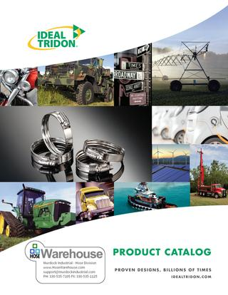 Ideal Tridon Clamp Catalog