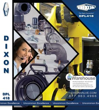 Dixon Valve Full Products Catalog