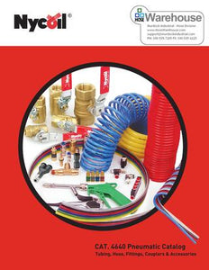 Parker Nycoil Tubing Hose, Fittings, Couplers Catalog