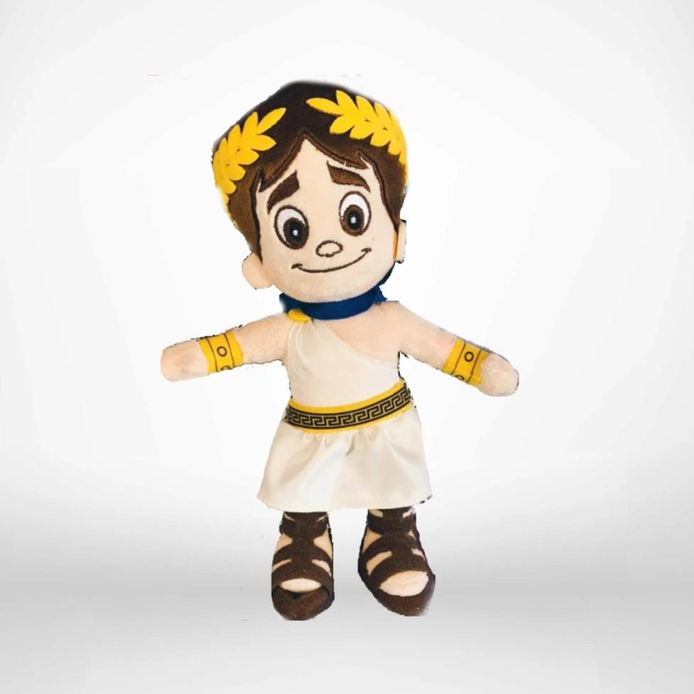 Apollo Plush Doll