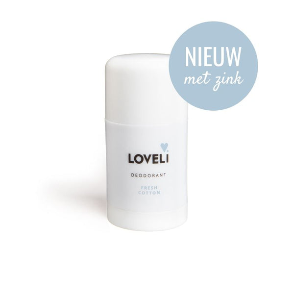 Loveli Deodorant Power of zen