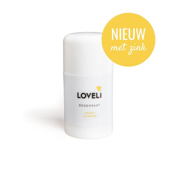 Loveli Deodorant Sweet orange mini