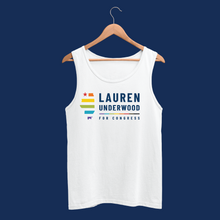 Load image into Gallery viewer, Lauren Underwood Pride Tee