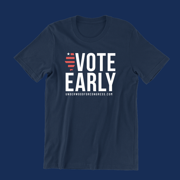 Vote Early Tee