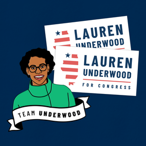 "Lauren Underwood The ""Got your Back"" Pack"
