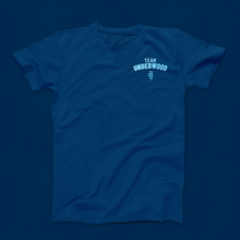 Load image into Gallery viewer, Lauren Underwood Team Underwood Navy Tee