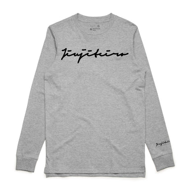 SIGNATURE LONGSLEEVE GRAY