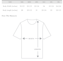 Load image into Gallery viewer, VOLT TEE WHITE