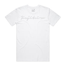 Load image into Gallery viewer, YIN CORE WHITE TEE