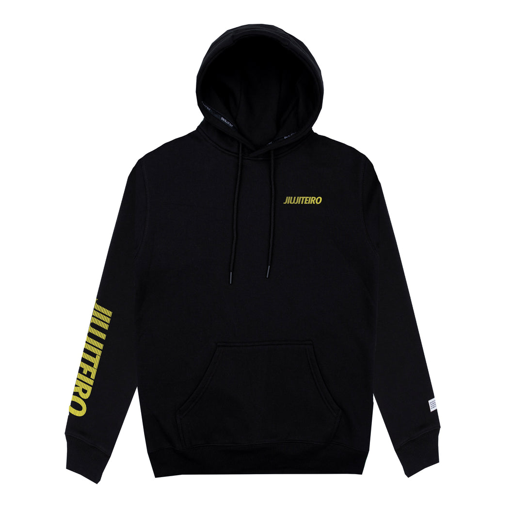 BLOCK ATHLETIC HOODIE BLACK