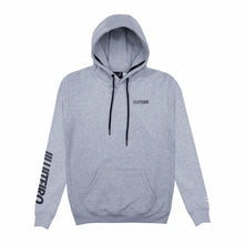 Load image into Gallery viewer, BLOCK ATHLETIC HOODIE GRAY