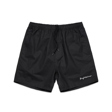 KICK IT SHORTS BLACK