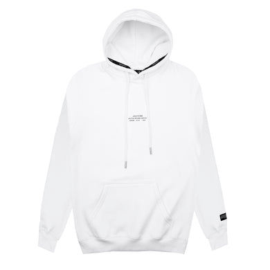 OXFORD HOODIE WHITE