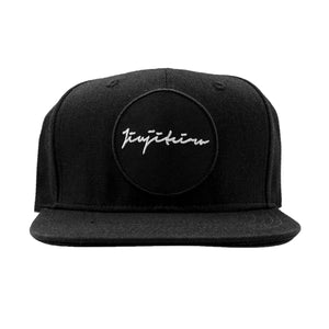 PATCH SNAP BACK BLACK
